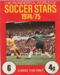 Nigel's WebSpace - English Football Cards - FKS Publishers