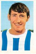 FKS 1968//69 WONDERFUL WORLD OF SOCCER-#297-WEST BROMWICH ALBION-RON REES