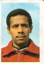 FKS 1970-MEXICO 70 WORLD CUP #170-MOROCCO-MOHAMED HAZZAZ